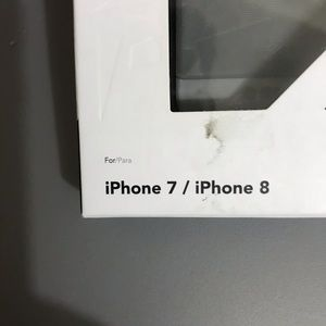 Evoedge Other - EVOEDGE IPhone 7/8 Flex Shock Drop Protector Case